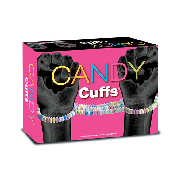 Spencer & Fleetwood Edible Candy Handcuffs - Sex Toys