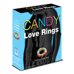 Spencer & Fleetwood Edible Candy Love Rings