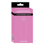 Swan Essential PowerBullet Rechargeable Bullet Vibrator - Sex Toys