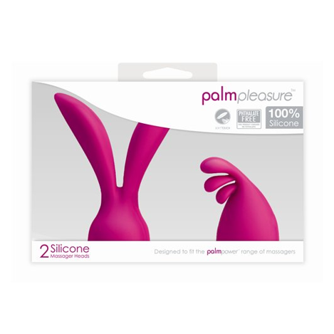 Swan PalmPower Massage Wand Head Attachment | Pleasure