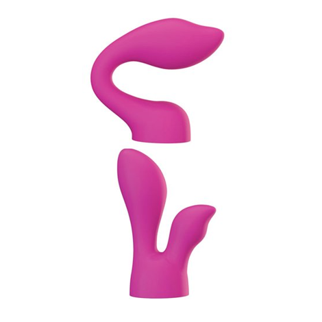 Swan PalmPower Head Massage Wand Attachment | Sensual - Sex Toys