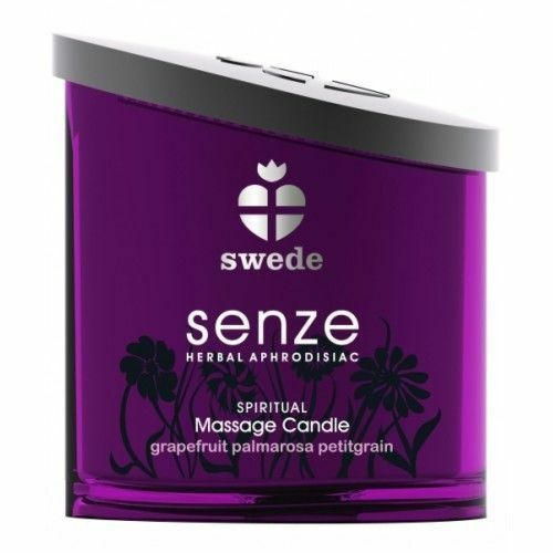 SWEDE Senze Massage Candle | Oil 150ml - Sex Toys
