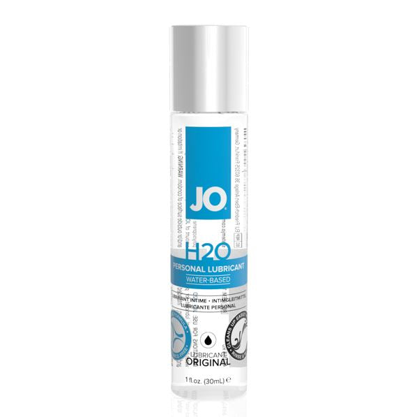 System JO H2O Original Water Based Lube 30ml