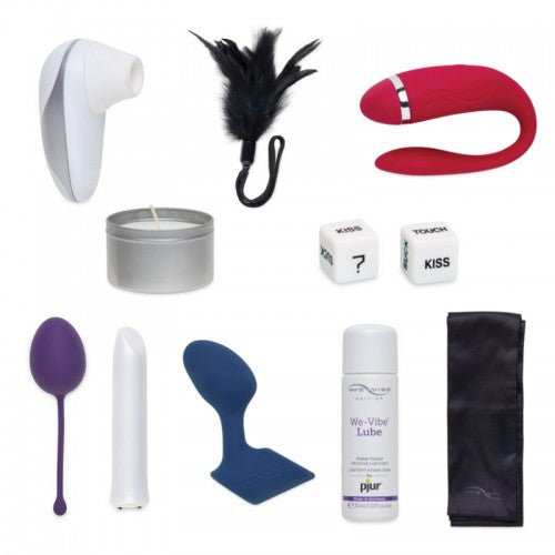 We Vibe DISCOVER 10 Day Advent Gift Box - Sex Toys