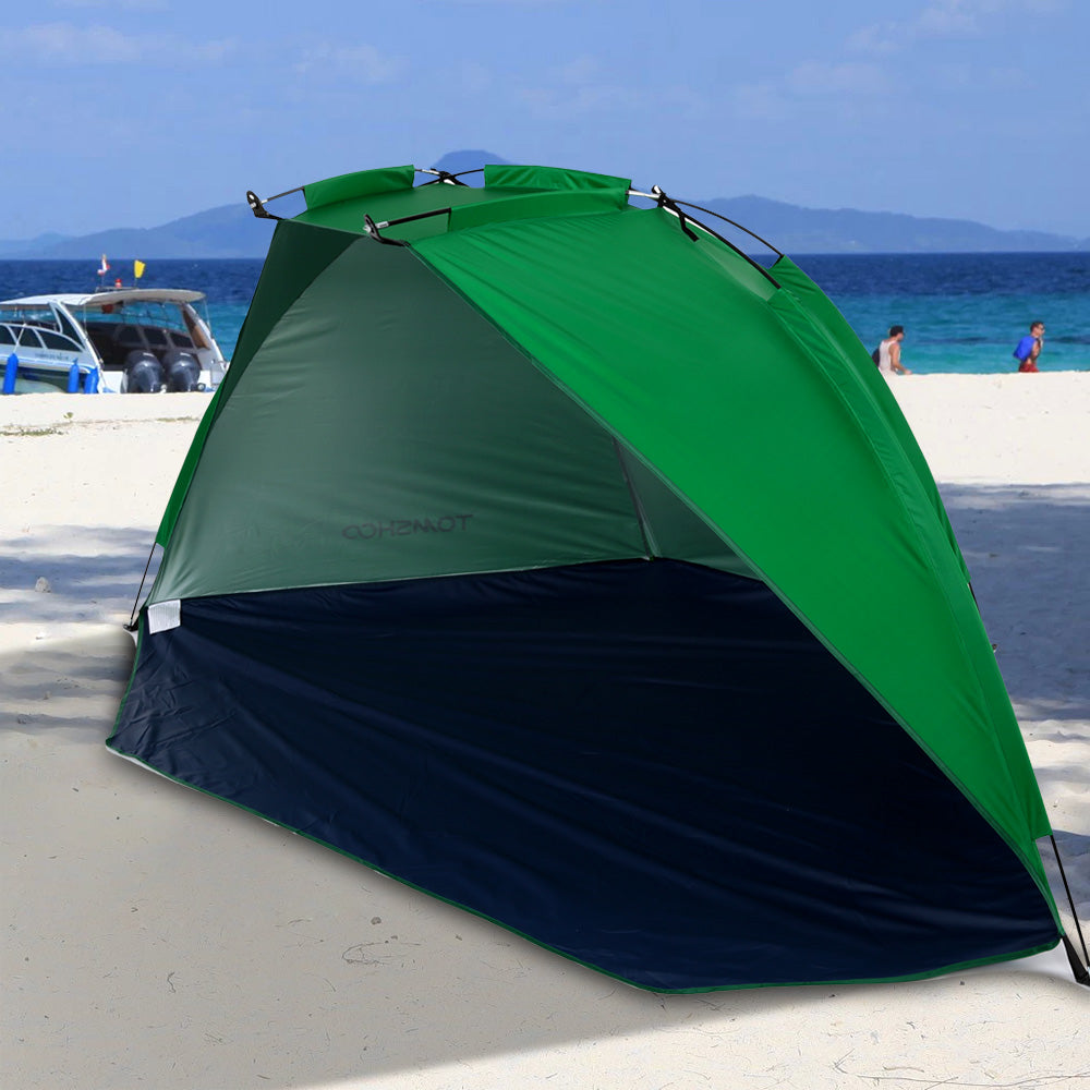 Easy To Assemble Tents For Beach - Vagabond Traveler