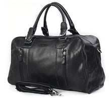 Leather Duffel  Bag For Men - Vagabond Traveler