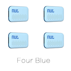 4 Piece Nut 3 Mini Smart  Luggage Tracker - Vagabond Traveler