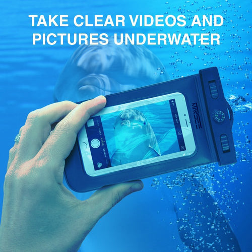 Waterproof Universal Phone Case - Vagabond Traveler
