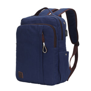 Vintage Canvas Backpack - Vagabond Traveler