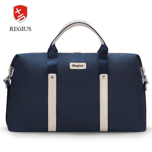 Waterproof  OxFord Mens Travel Bag - Vagabond Traveler