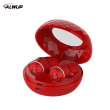 ALWUP Wireless Earphone Bluetooth headset In-ear Stereo Headphones - Vagabond Traveler
