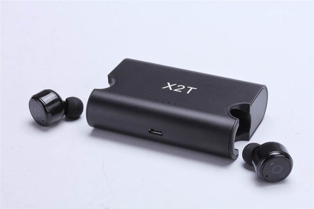 X2T earbuds mini true wireless earphone Bluetooth - Vagabond Traveler