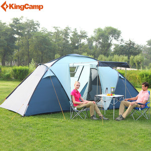 4-Person Family Camping Tents - Vagabond Traveler