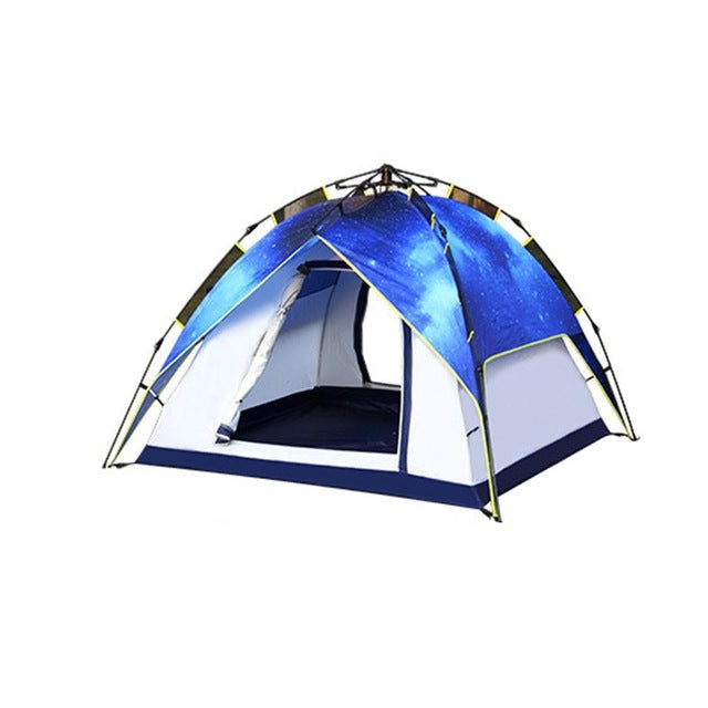 3-4 Person Waterproof Beach Tent - Vagabond Traveler