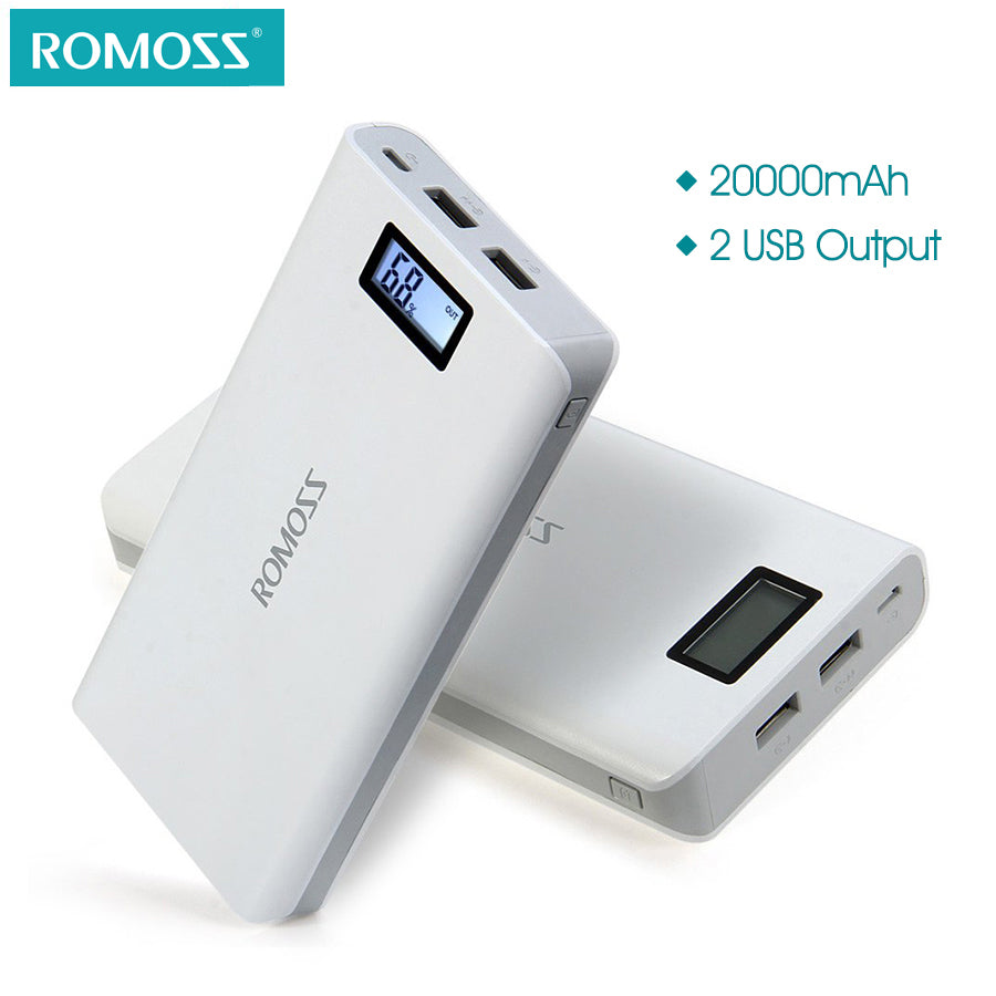 20000mAh Power Bank - Vagabond Traveler