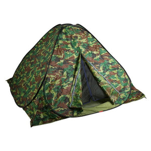 Oxford Cloth Waterproof Automatic Pop Up Tent - Vagabond Traveler