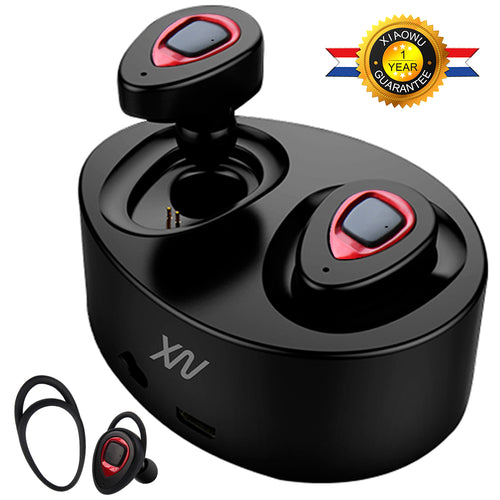 wireless bluetooth earbuds - Vagabond Traveler
