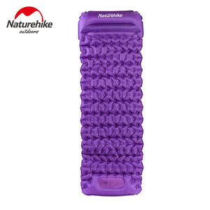 20D Nylon TPU Manual Inflating Camping Sleeping Mat - Vagabond Traveler