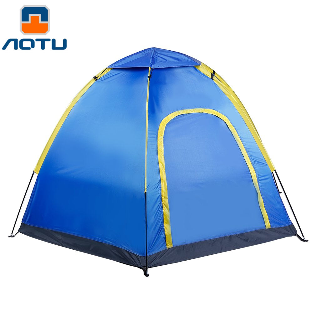 3-4 Person Waterproof Dome Tent - Vagabond Traveler