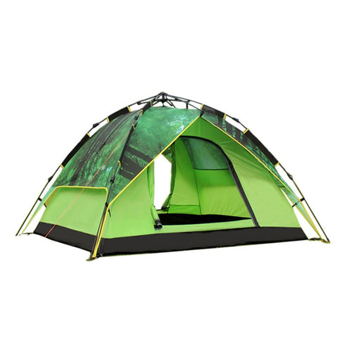 Automatic Tent Portable Rainproof Dome Tent - Vagabond Traveler