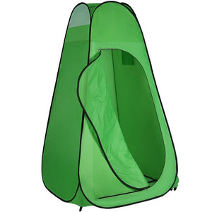 Green Changing Tent - Vagabond Traveler