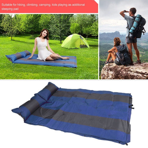 2 Person  Automatic Self-Inflating Air Mattress - Vagabond Traveler