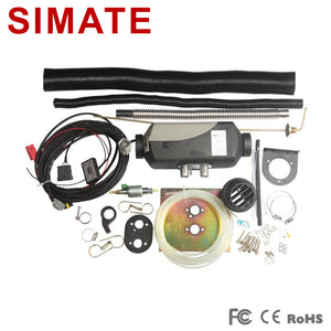 SIMATE Parking heater Suitable for Camping  RV - Vagabond Traveler