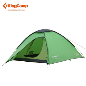 3-Person 3-Season Outdoor Lightweight Instant Dome Tent - Vagabond Traveler