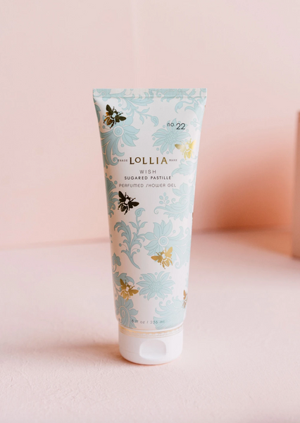 Lollia Perfumed Shower Gel - 5 Scents