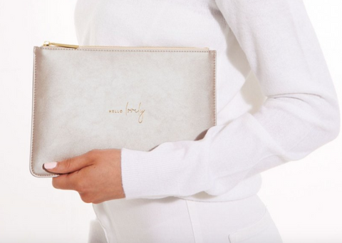 Katie Loxton Hello Lovely Pouch