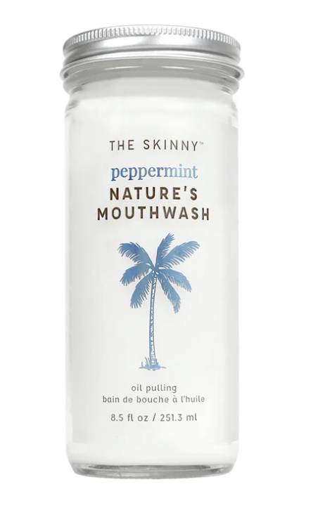 Peppermint Nature's Mouthwash