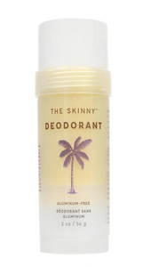 Powerfully Active Natural Deodorant