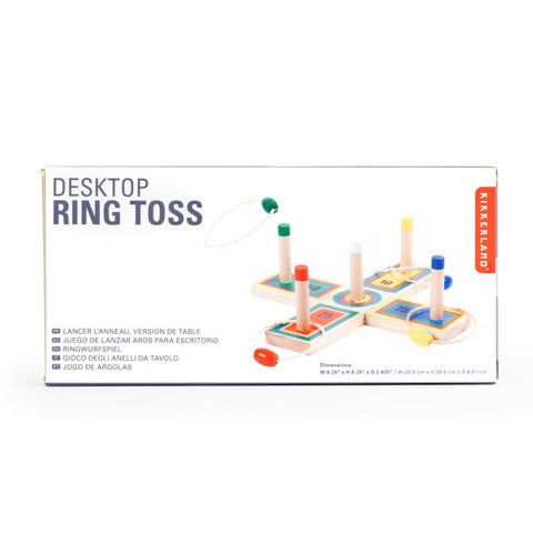 Desktop Ring Toss