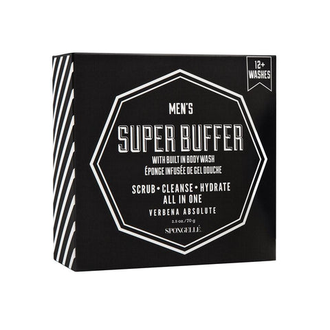 Super Buffer With Built-in Body Wash