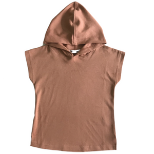 Blush Hooded Tee