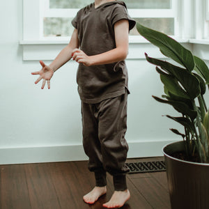 Bubble Jogger | Blush - Peridot Kids