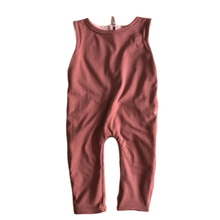 Load image into Gallery viewer, Reversible Jumpsuit | Sandstone - Peridot Kids