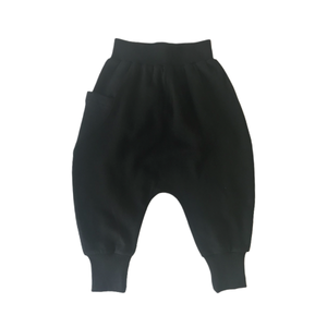 Jet Black Bubble Jogger - Peridot Kids