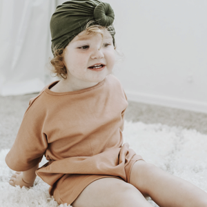Kimono Dress | Blush - Peridot Kids