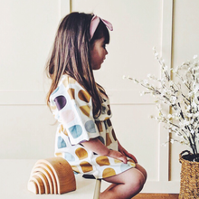 Load image into Gallery viewer, Kimono Dress | Gemma - Peridot Kids