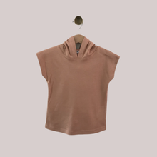 Load image into Gallery viewer, Blush Hooded Tee