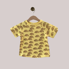 Load image into Gallery viewer, Sunny Days Slim Tee - Peridot Kids