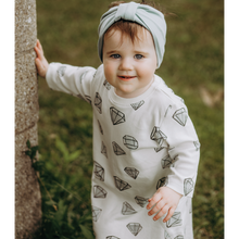 Load image into Gallery viewer, Tunic Dress | Shapes - Peridot Kids