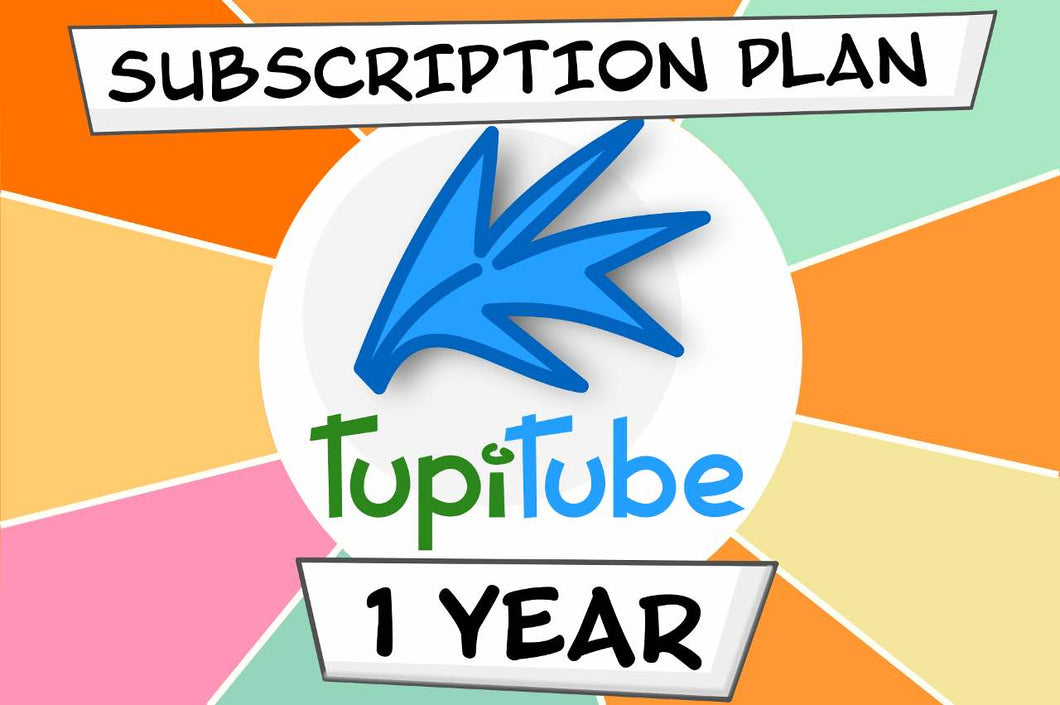 1 Year Subscription Plan