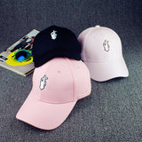 """Finger Heart"" Cap"