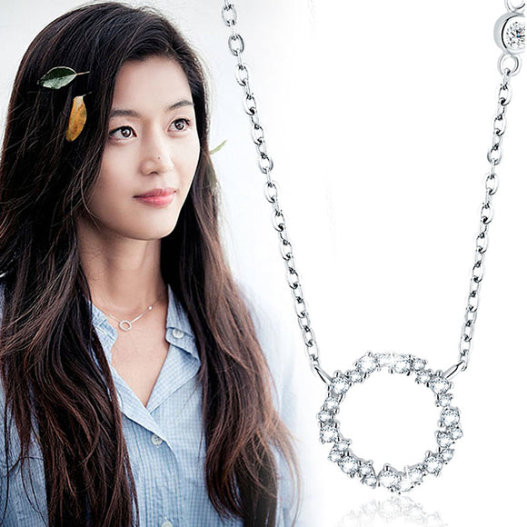 The Legend Of The Blue Sea Necklace