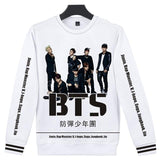 BTS Members Sweatshirt