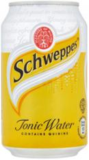 Schweppes Tonic Canette 33cl