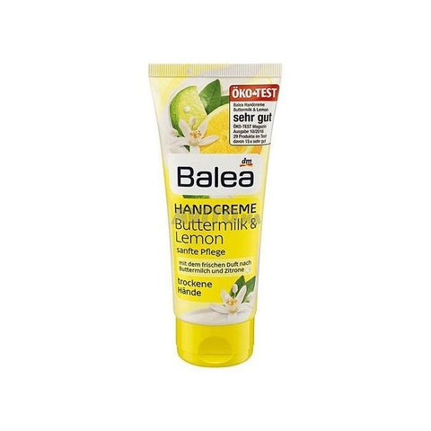 Hand créme lemon balea dm 100ml