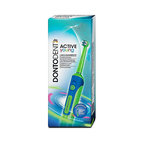 brosse à dents sans fil DONTODENT Active Young